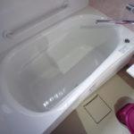 綺麗で清潔な浴槽