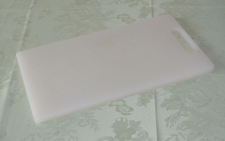 Cutting board 150 yen