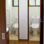 Electronic toilets